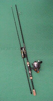 Roddy Hunter Limited Edition 6' Spinning Rod & Reel Combo DN535WL E6