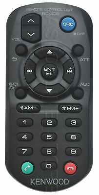 Kenwood Kdc-X498 Kdcx498 Genuine Rc-406 Remote *pay Today Ships Today*