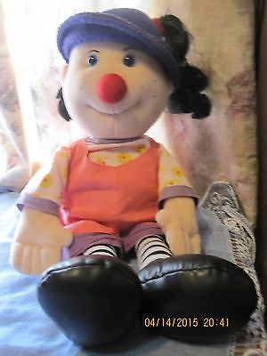 """22"""" LOONETTE  DOLL The BIG COMFY COUCH Lunette  1995"""