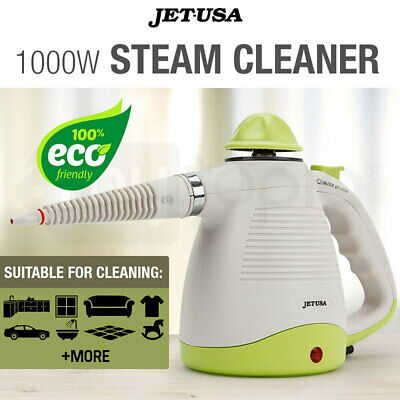 JET-USA Portable Steam Cleaner Multi-Purpose High Pressure Handheld