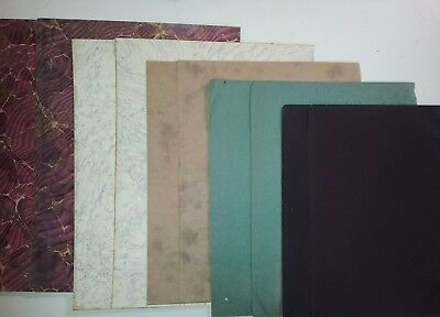 antique patterned paper for art craft calligraphy wrapping etc 10 sheets
