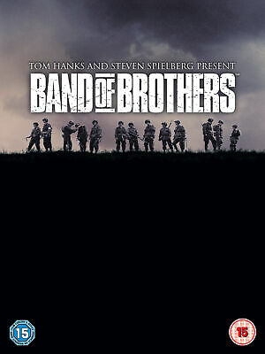 Band of Brothers (DVD) Scott Grimes, Matthew Leitch, Damian Lewis