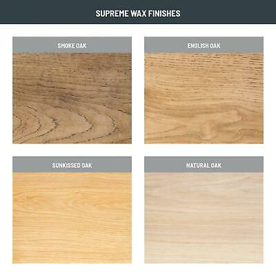 Funky Chunky Furniture Oak Finish Samples