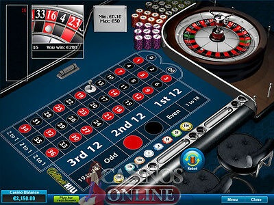 PLAY AND WIN AT ROULETTE ? LOOK AT MY ONLINE CASINO ROULETTE SYSTEM + BONUS