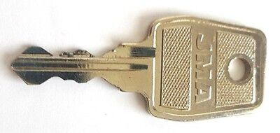 XX 14644 Ignition Key - Benford Roller & Bomag Replacement Key fast dispatch  XX
