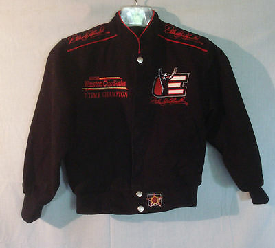 Dale Earnhardt Sr Winston cup Nascar jacket youth size small