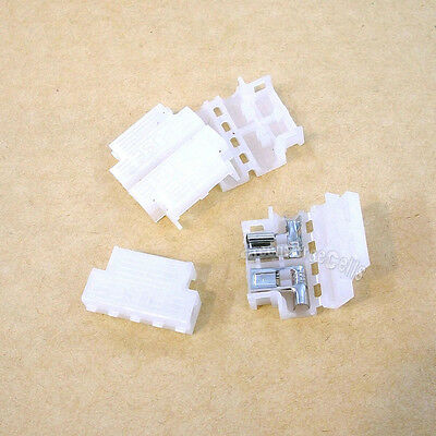 5 pcs Car Boat Truck Middle Fuse Holder Case for Blade ACU ATO ATC ATN ATQ ATY