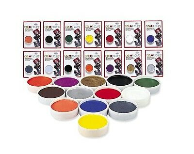 Mehron Color Cups Grease/Cream Based Make Up