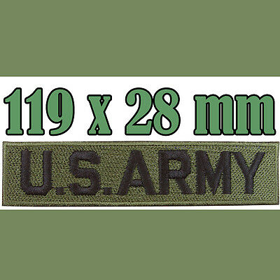 """Embroidered Army Retired Tan Camo American Flag 2 pc Hook /& Loop Patch 2/"""" x 3.5/"""""""