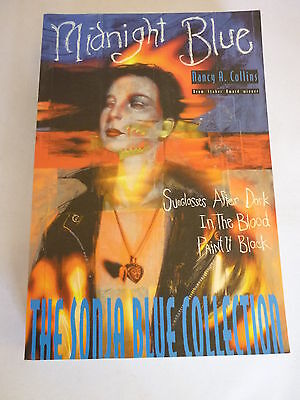 Midnight Blue (The Sonja Blue Collection) Nanvy A. Collins