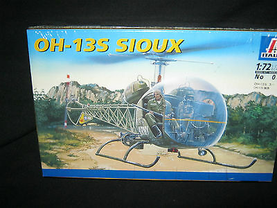1/72 OH-13S Sioux