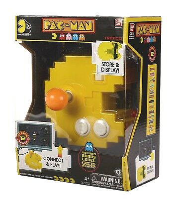 Pac-Man Connect and Play 12 Classic Games PacMan TV Game by Namco NEW Level 256