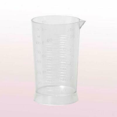 Comair Messbecher 100 ml, transparent, mit Mess-Skala