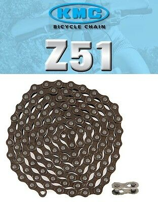 KMC Z51 Chain for Shimano Sram Alivio Acera Deore Tourney 6 7 8 Spd EXPRESS POST