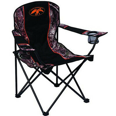Duck Commander Premier Hunting Camping Camp Camo Folding Chair Max4 3R41A011D