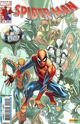 SPIDER-MAN N° 10 Marvel France 3ème Série Panini