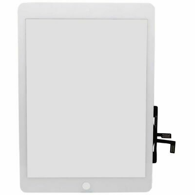 Replacement Touch Screen Digitizer Front Glass For Apple iPad Air 2017 LCD White