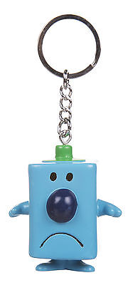 Mr Men and Little Miss 3D Keyrings - Mr Grumpy Keyring