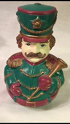 EXTREMELY RARE - Vintage - Marching Band Trumpeter - Wobble - Detailed - No Rsrv