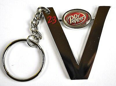 Dr. Pepper Cola USA Metall Schlüsselanhänger Key Chain V 23 Victory