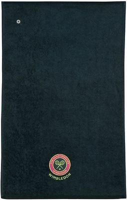 Wimbledon Lady Guest Towel Charcoal -2015-