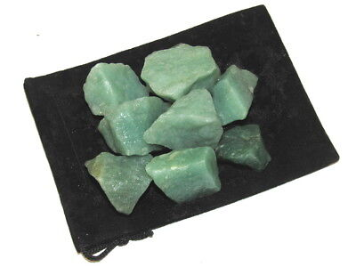 Rough Green Aventurine Stones 1/2 lb Lot Zentron™ Crystals