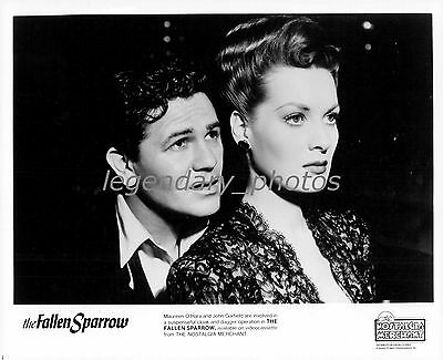 1943 The Fallen Sparrow Movie Press Photo