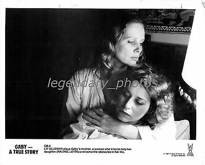 1987 Gaby: A True Story Movie Press Photo