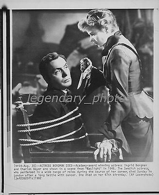 1982 Gaslight Movie Press Photo