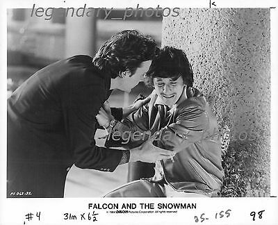 1984 Falcon & The Snowman Movie Press Photos (9)  Sean Penn