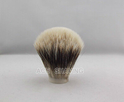 High Quality Knot Size 27mm Finest Badger Hair Shaving Brush Knot Free Shipping