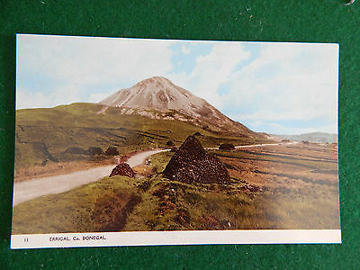 POSTCARD of Errigal Co Donegal