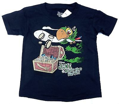 d2c68d75172c TODDLER JAKE AND the Neverland Pirates Awesome Shirt New 2T