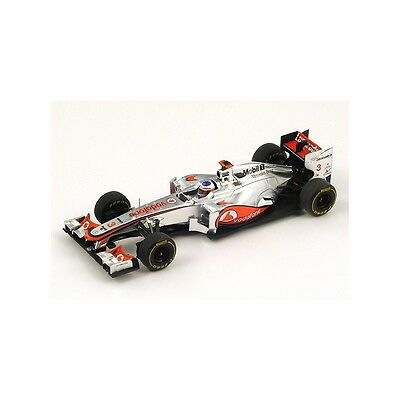 Spark S3044 Mercedes McLaren MP4-27 F1Winner Australia GP 2012 Button 1:43  Gift