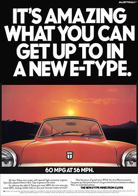 MINI RETRO A3 POSTER PRINT FROM CLASSIC 80's ADVERT