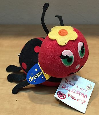 Dream Pets Lady Jane Lady Bug Dakin Applause Plush New with Tags