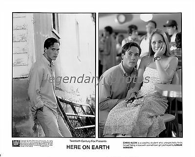2000 Here On Earth Movie Press Kit  (18 Items)
