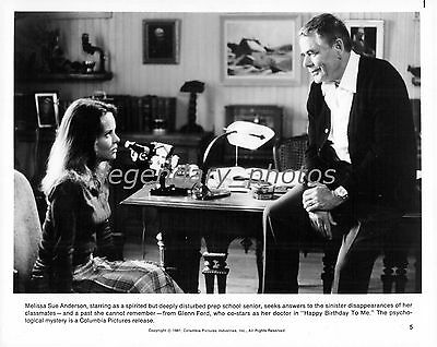 1981 Happy Birthday To Me Movie Press Photo