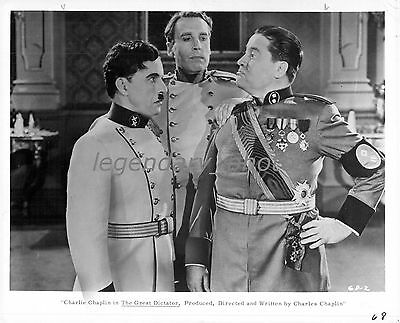 1940 The Great Dictator Movie Press Photo