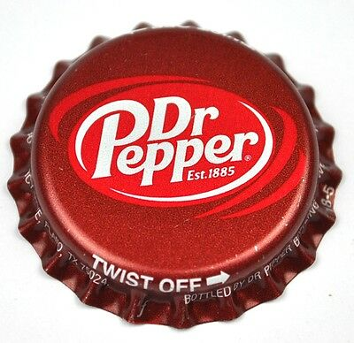 Vintage Dr Pepper Est. 1885 Cola Kronkorken USA Soda Bottle Cap