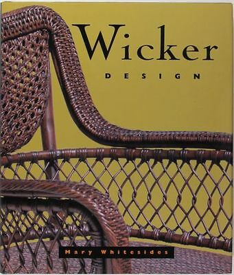 Book: Wicker Furniture - Antique Rattan &c - Collecting Decorating Types & Style