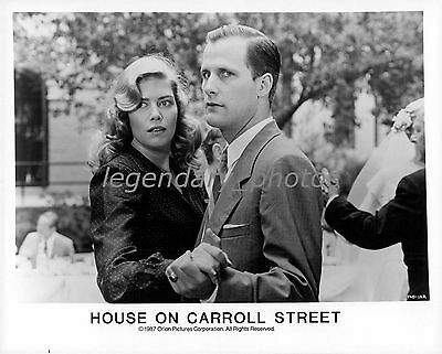 1987 House On Carroll Street Movie Press Photo