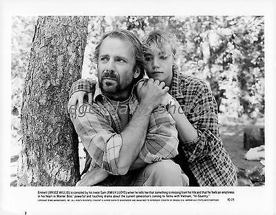 1989 In Country Movie Press Photos (4)  Bruce Willis