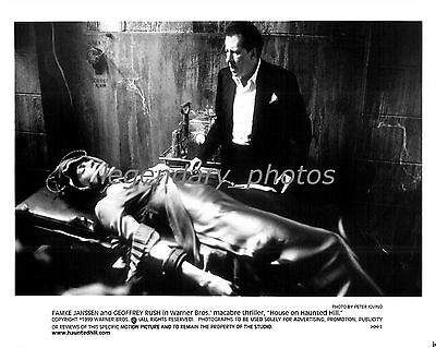 1999 House On Haunted Hill Movie Press Kit (8 Items)