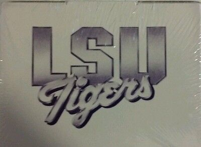1990 Collegiate Collection LSU 200 card factory sealed set