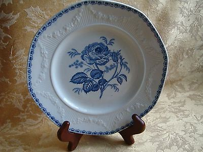 "J & G Meakin English Staffordshire ""OLD CHELSEA PATTERN"" Salad/Bread Plate"