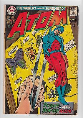 The Atom no. 35 Good/Very good