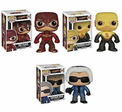 Pop! TV The Flash Funko Pop! Vinyl Figures - Flash