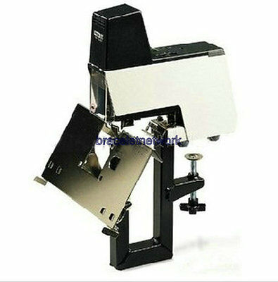 Newest 106 Electric Auto Rapid Stapler Binder machine with pedal 2-50 sheets