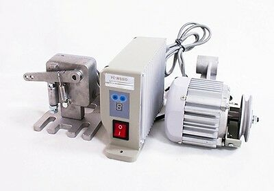 CONSEW Servo Motor CSM1001 With Needle Positioner 110V with Synchronizer CS1001